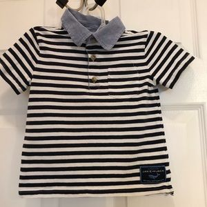 Janie and Jack polo size 3